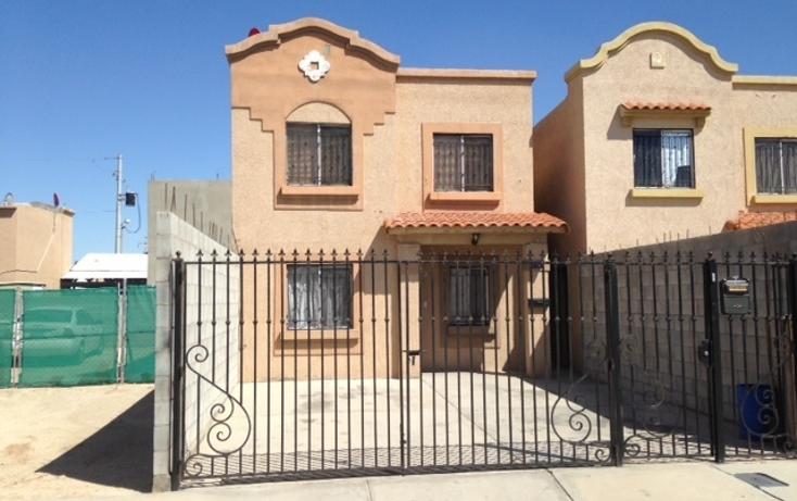Foto de casa en renta en  , gran venecia, mexicali, baja california, 1646433 No. 01
