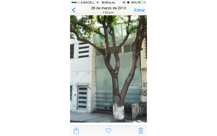 Foto de casa en venta en  , granada, miguel hidalgo, distrito federal, 1376213 No. 08
