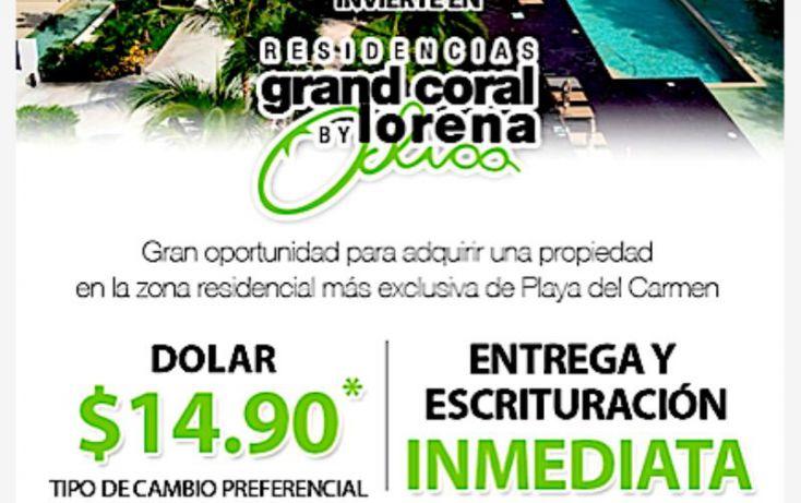 Foto de departamento en venta en grand coral, balamtun, solidaridad, quintana roo, 1372687 no 43