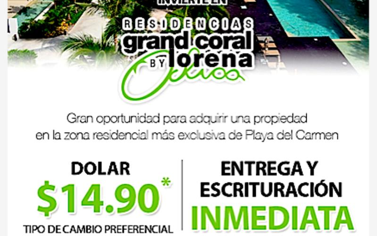 Foto de departamento en venta en grand coral mls617, playa del carmen, solidaridad, quintana roo, 1372687 No. 43