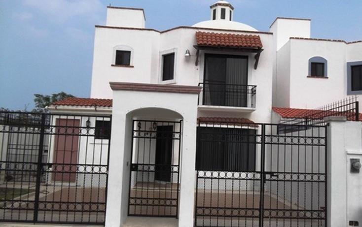 Foto de casa en venta en  , grand santa fe, benito juárez, quintana roo, 1120329 No. 01