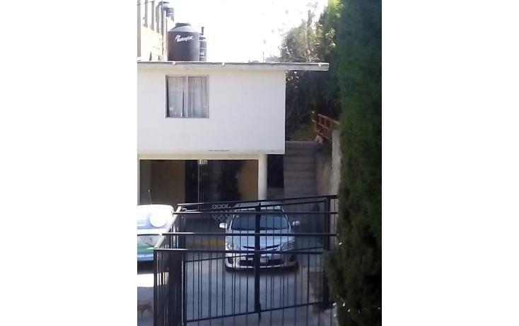 Foto de casa en venta en  , granja el rosal, ecatepec de morelos, méxico, 1597421 No. 01