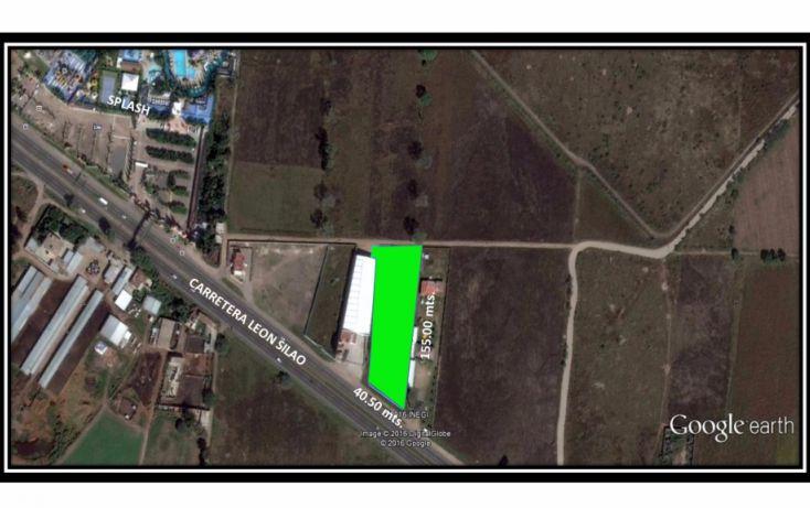 Foto de terreno comercial en renta en, granja la luz, silao, guanajuato, 1819560 no 01
