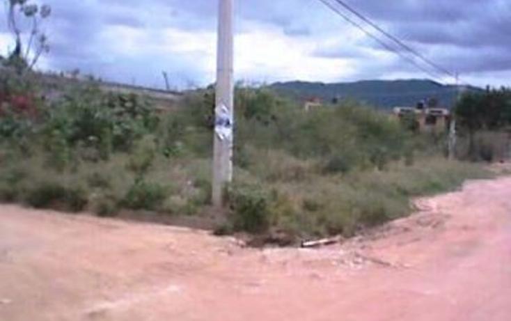 Foto de terreno habitacional en venta en  , granjas aguayo, santa cruz xoxocotlán, oaxaca, 1553742 No. 04