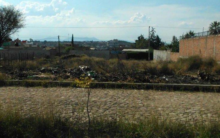 Foto de terreno habitacional en venta en, granjas banthi, san juan del río, querétaro, 1467035 no 05