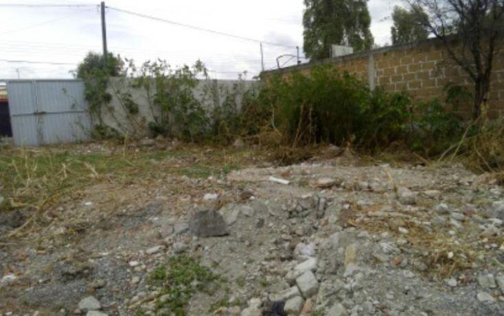 Foto de terreno habitacional en venta en, granjas banthi, san juan del río, querétaro, 1736206 no 01