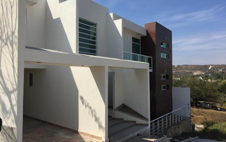 Foto de casa en venta en  , granjas club campestre, tuxtla gutiérrez, chiapas, 1627993 No. 01