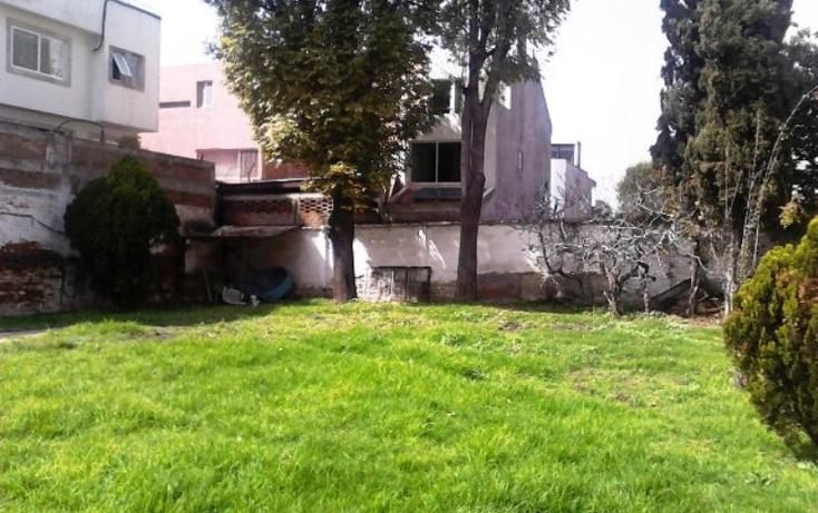 Foto de terreno habitacional en venta en  , granjas coapa, tlalpan, distrito federal, 420665 No. 05