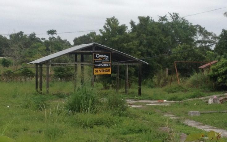 Foto de terreno habitacional en venta en  , granjas de alto lucero, tuxpan, veracruz de ignacio de la llave, 1861294 No. 01