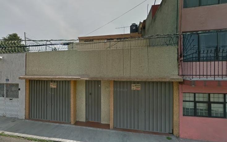 Foto de casa en venta en  , granjas de san antonio, iztapalapa, distrito federal, 987755 No. 01