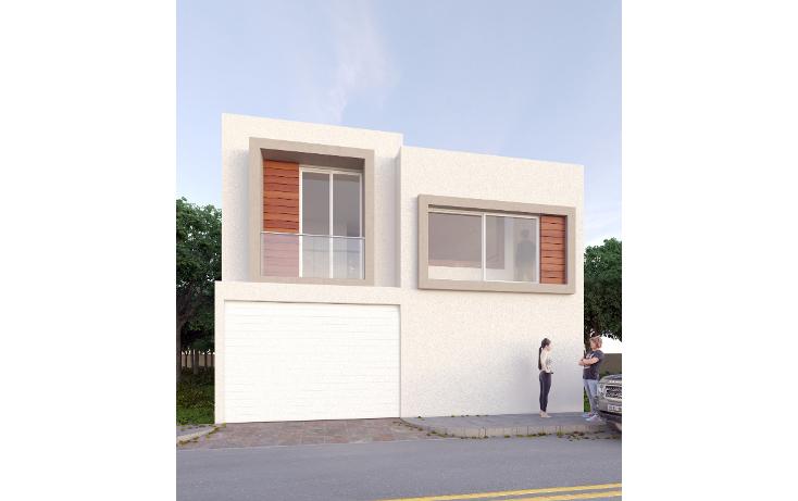 Foto de casa en venta en  , granjas del maestro, morelia, michoacán de ocampo, 1052513 No. 01