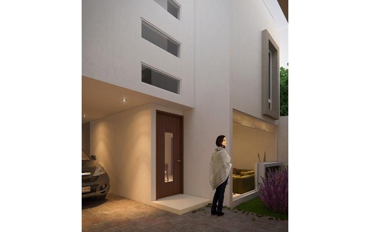 Foto de casa en venta en  , granjas del maestro, morelia, michoacán de ocampo, 1052513 No. 02