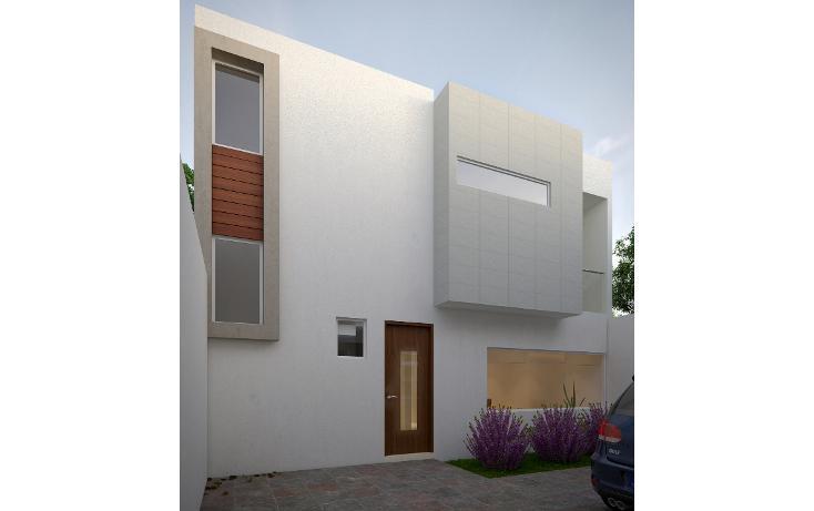 Foto de casa en venta en  , granjas del maestro, morelia, michoacán de ocampo, 1691794 No. 01