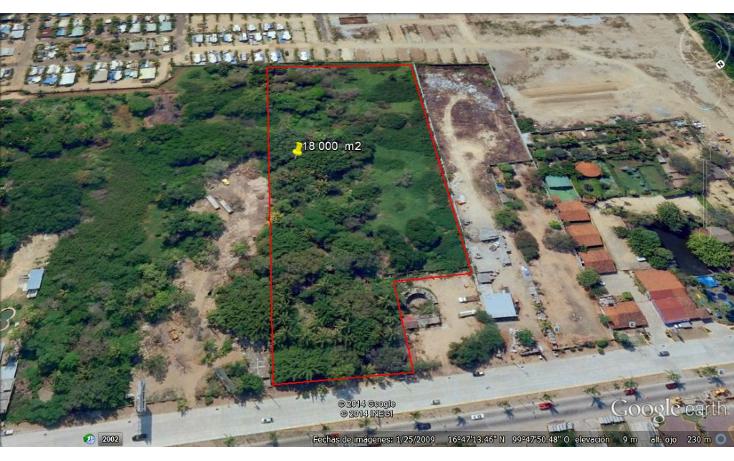 Foto de terreno comercial en venta en  , granjas del márquez, acapulco de juárez, guerrero, 1263823 No. 02