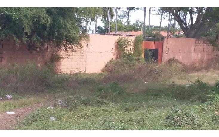 Foto de terreno habitacional en venta en  , granjas del márquez, acapulco de juárez, guerrero, 1624868 No. 01