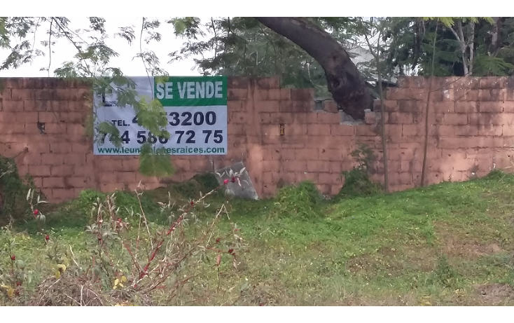 Foto de terreno habitacional en venta en  , granjas del márquez, acapulco de juárez, guerrero, 1624868 No. 02