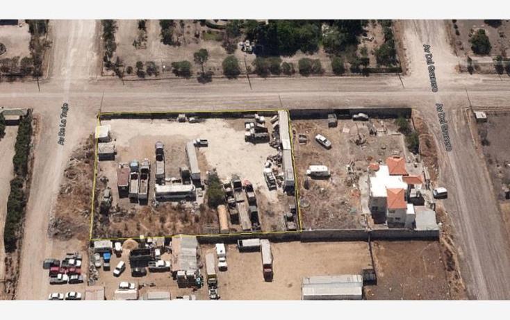Foto de terreno comercial en venta en  , granjas familiares de matamoros, tijuana, baja california, 980845 No. 01