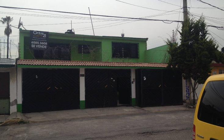 Foto de casa en venta en  , granjas independencia, ecatepec de morelos, m?xico, 1600252 No. 01