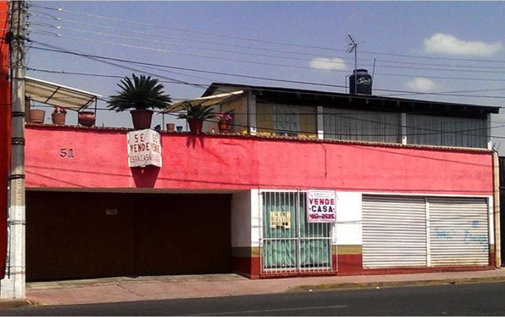 Foto de casa en venta en  , granjas independencia, ecatepec de morelos, méxico, 815545 No. 01