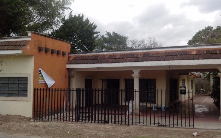 Foto de casa en venta en  , granjas, kanasín, yucatán, 1820168 No. 01
