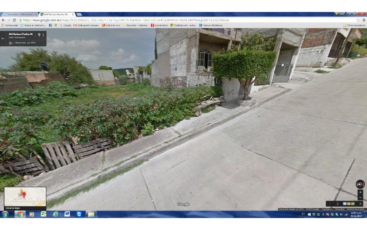 Foto de terreno comercial en venta en  , granjas las amalias, le?n, guanajuato, 1475927 No. 01