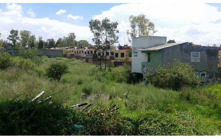 Foto de terreno habitacional en venta en  , granjas lomas de guadalupe, cuautitlán izcalli, méxico, 1386855 No. 01