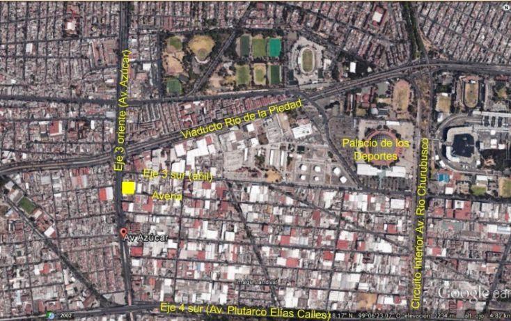 Foto de terreno habitacional en venta en, granjas méxico, iztacalco, df, 2011772 no 02