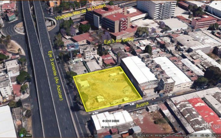 Foto de terreno habitacional en venta en, granjas méxico, iztacalco, df, 2011772 no 03