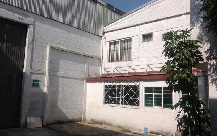 Foto de nave industrial en renta en  , granjas méxico, iztacalco, distrito federal, 1587570 No. 01