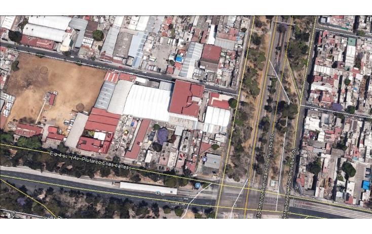 Foto de terreno industrial en venta en  , granjas méxico, iztacalco, distrito federal, 1615528 No. 01