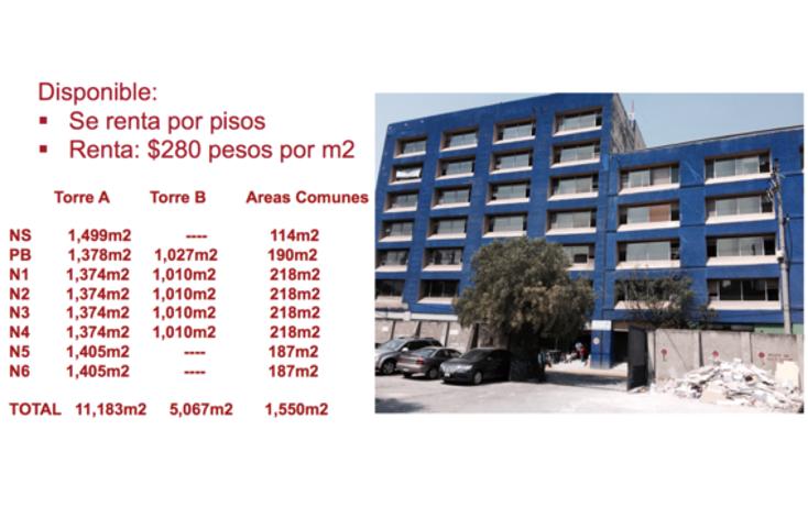 Foto de oficina en renta en  , granjas méxico, iztacalco, distrito federal, 1663607 No. 04