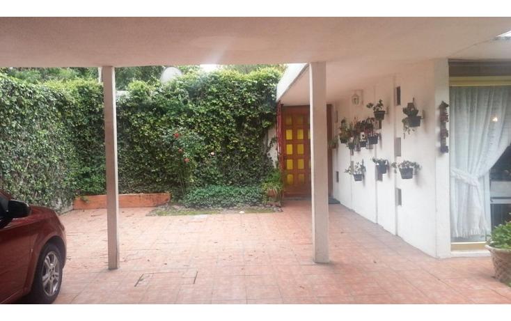 Foto de casa en venta en  , granjas palo alto, cuajimalpa de morelos, distrito federal, 996351 No. 01