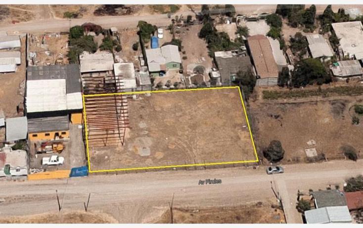 Foto de terreno habitacional en venta en avenida pirules , granjas princesas del sol, tijuana, baja california, 1447311 No. 01