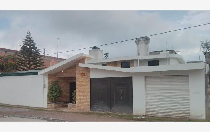 Foto de casa en venta en  , granjas san isidro, puebla, puebla, 1374753 No. 01