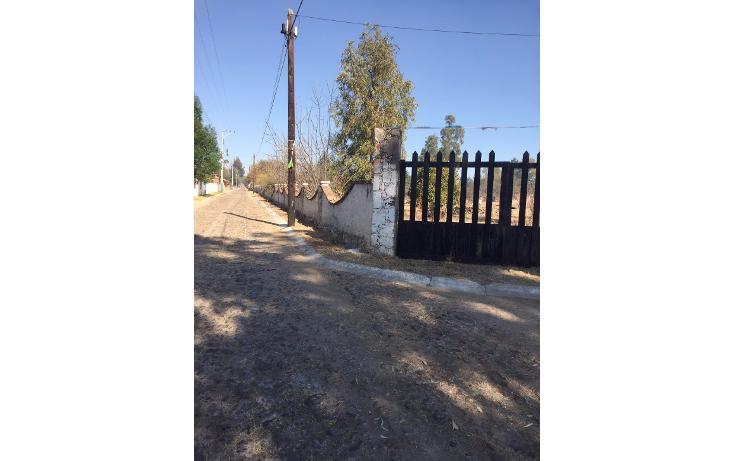 Foto de terreno habitacional en venta en  , granjas, tequisquiapan, querétaro, 1257415 No. 02