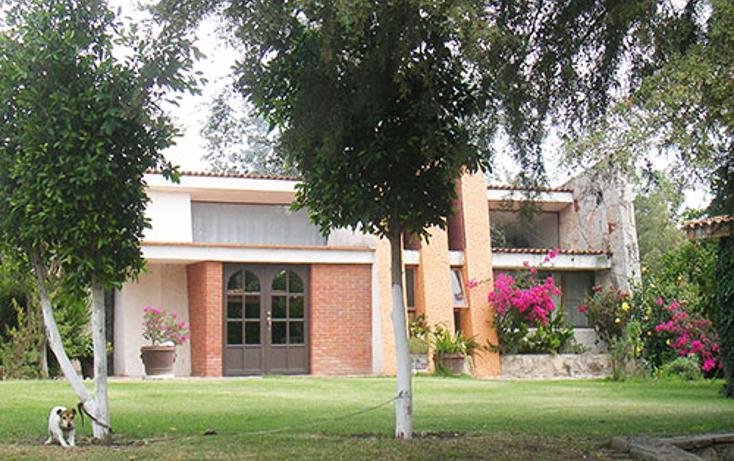 Foto de casa en venta en  , granjas, tequisquiapan, quer?taro, 1438555 No. 01