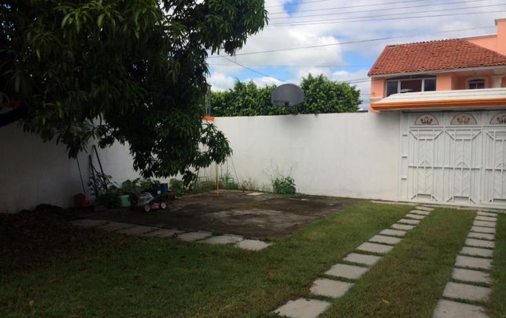 Foto de casa en venta en grieta 226, la gloria, tuxtla guti?rrez, chiapas, 587816 No. 01