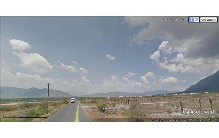 Foto de terreno comercial en venta en  , grutas de villa de garcia, garc?a, nuevo le?n, 1472769 No. 02