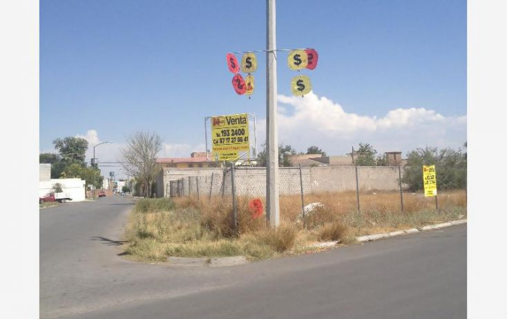 Foto de terreno habitacional en venta en guadalajara esq mazatlan, nueva los ángeles, torreón, coahuila de zaragoza, 389356 no 04