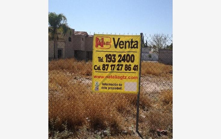 Foto de terreno habitacional en venta en guadalajara esquina mazatlan , granjas san isidro, torreón, coahuila de zaragoza, 389356 No. 02