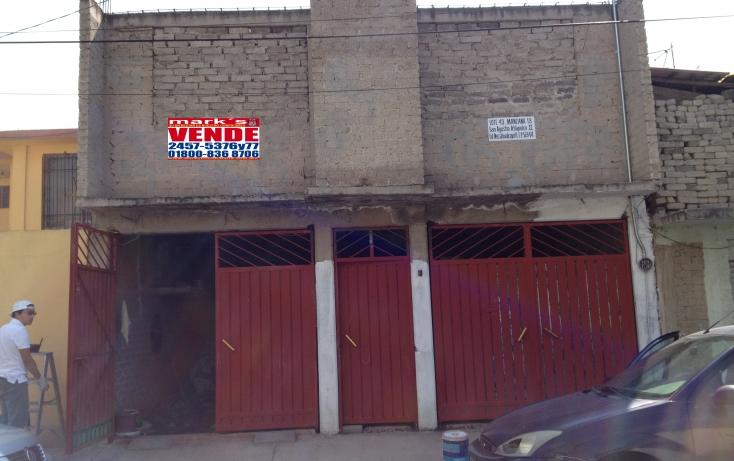 Foto de terreno habitacional en venta en guadalajara lt43, san agustín atlapulco 1a sección, chimalhuacán, estado de méxico, 446093 no 01