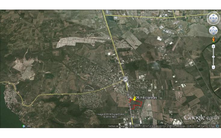 Foto de terreno comercial en venta en  , guadalajara (miguel hidalgo y costilla), tlajomulco de zúñiga, jalisco, 1240351 No. 02