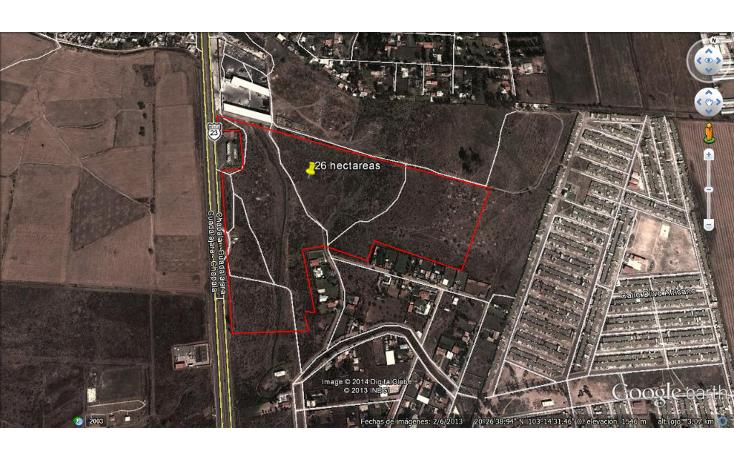 Foto de terreno comercial en venta en  , guadalajara (miguel hidalgo y costilla), tlajomulco de zúñiga, jalisco, 1240351 No. 03