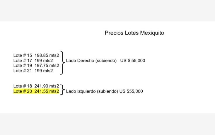 Foto de terreno habitacional en venta en guadalupana mexiquito 8, mexiquito, san miguel de allende, guanajuato, 1222281 No. 15