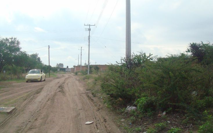 Foto de terreno habitacional en venta en guadalupe 7, montoro, calvillo, aguascalientes, 1713602 no 04