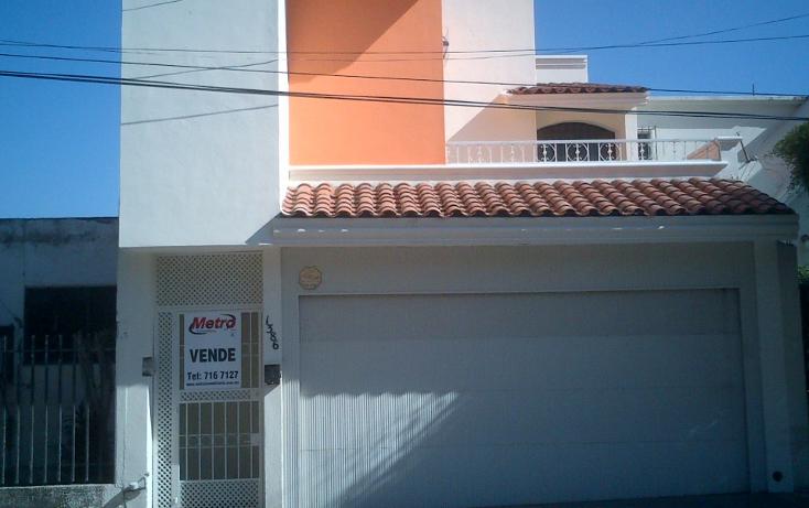 Foto de casa en venta en  , guadalupe, culiac?n, sinaloa, 1259823 No. 01