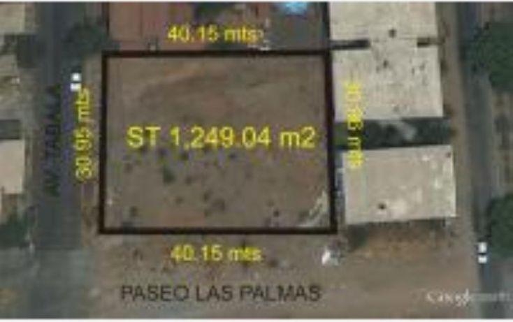 Foto de terreno habitacional en venta en, guadalupe, culiacán, sinaloa, 1785876 no 02