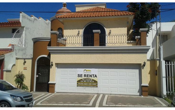 Foto de casa en renta en  , guadalupe, culiacán, sinaloa, 1876764 No. 01