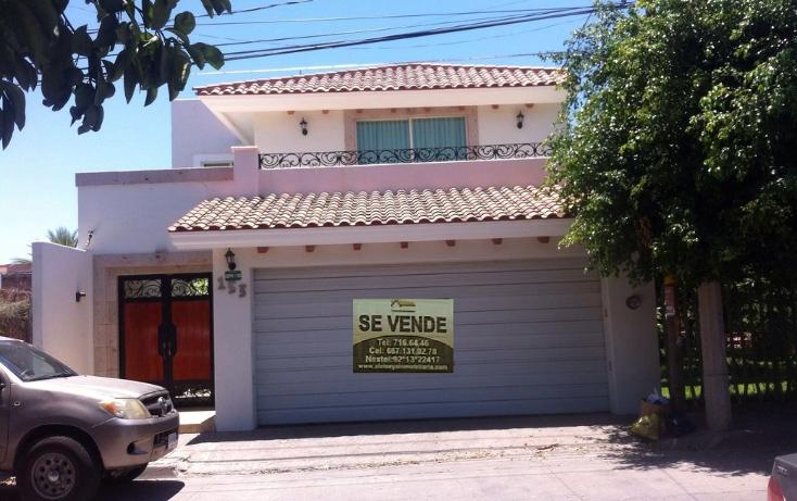 Foto de casa en venta en  , guadalupe, culiacán, sinaloa, 1922858 No. 01
