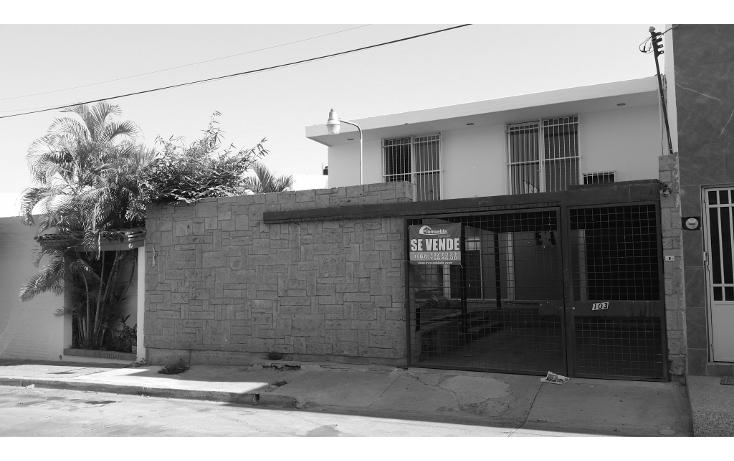 Foto de casa en venta en  , guadalupe, culiacán, sinaloa, 1966736 No. 01